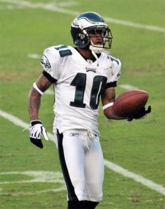 DeSean Jackson at Jacksonville at Philadelphia 2009-08-29 By Wigstruck