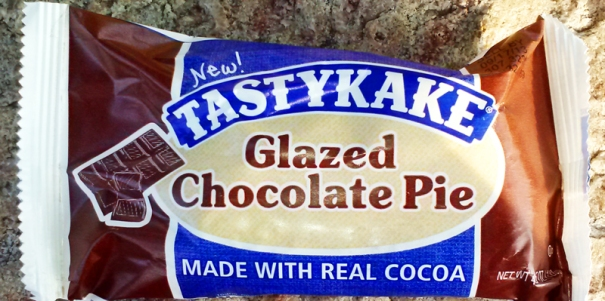 Glazed Chocolate Pie in Package by W1totalk